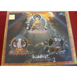 Buddhist incantations 2