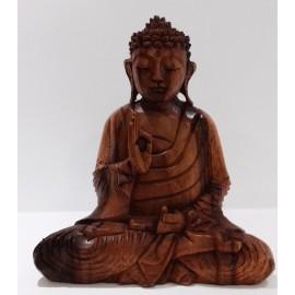 Buda de madera- 20 cms.