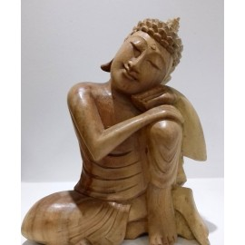 Buda sobre rodilla 30 cms.