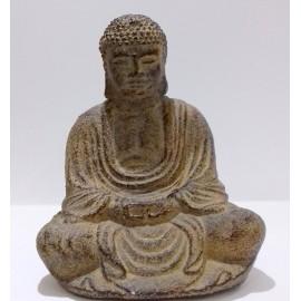 Buda de piedra 14 cms.