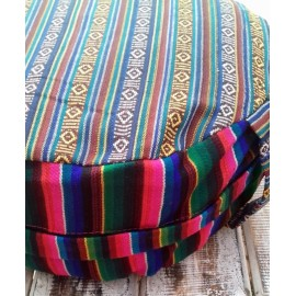 Zafu redondo algodón