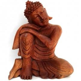 Buda de madera 21 cms.