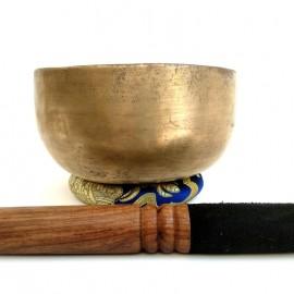 Cuenco tibetano thadopati 700-800 grs.  17 cms. diámetro aprox.