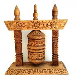 rueda-de-oracion-madera-grande