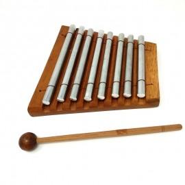 Xilófono madera 7 notas