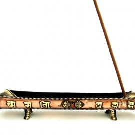 Incensario canoa